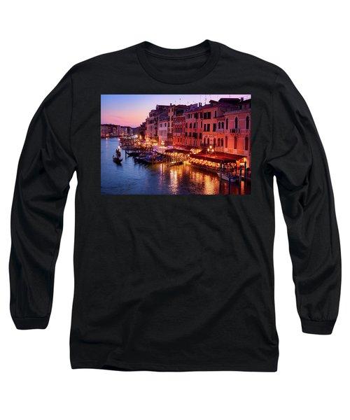 Pure Romance, Pure Venice Long Sleeve T-Shirt