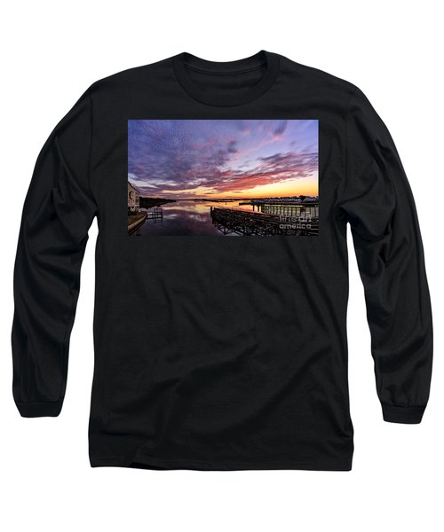 Purple Icw Long Sleeve T-Shirt