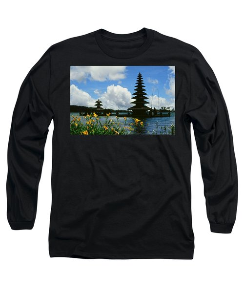 Puru Ulun Danau  Long Sleeve T-Shirt
