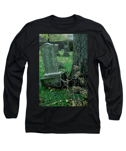Pushed Aside Long Sleeve T-Shirt