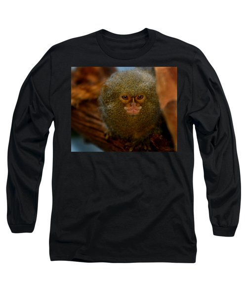 Pygmy Marmoset Long Sleeve T-Shirt