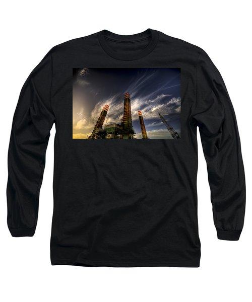 Pylons Long Sleeve T-Shirt