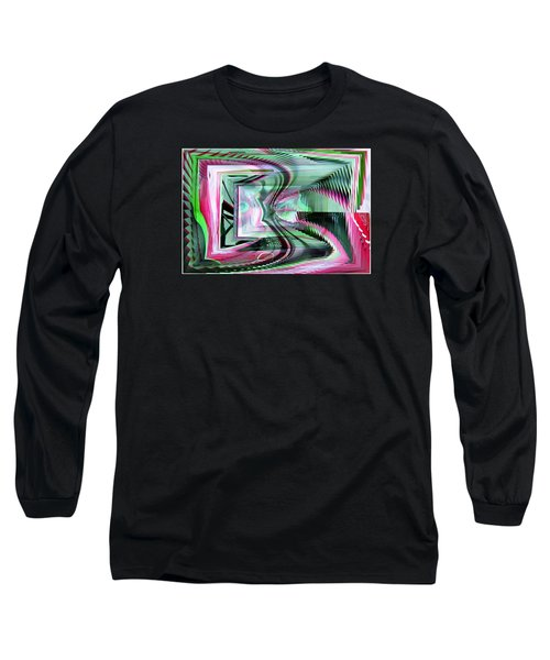 Qadrate Long Sleeve T-Shirt