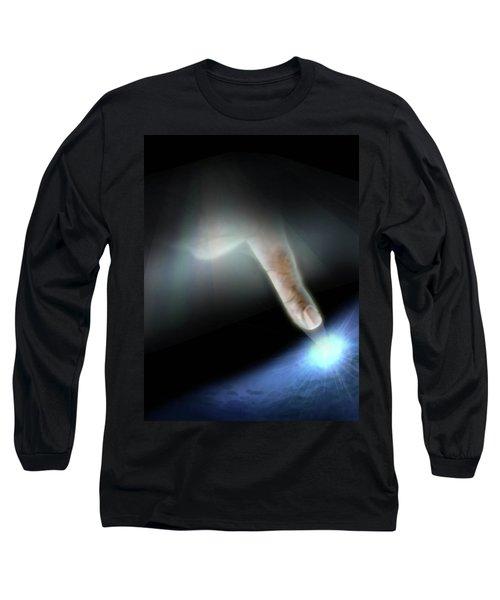 Quantum Mechanics Long Sleeve T-Shirt