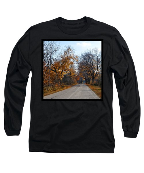 Quarterline Road Long Sleeve T-Shirt