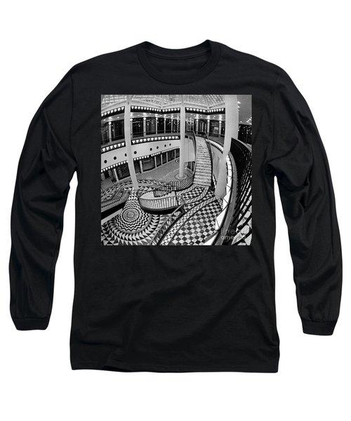 East Berlin Analog Sound Long Sleeve T-Shirt