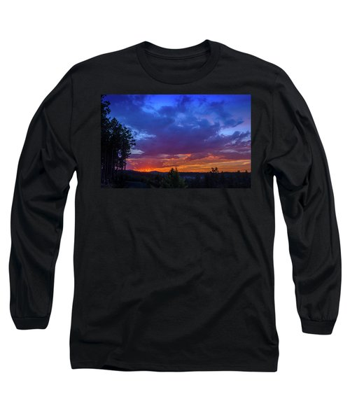 Quartz Canyon Sunset Long Sleeve T-Shirt