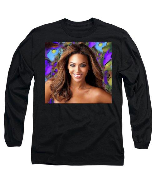 Queen Beyonce Long Sleeve T-Shirt