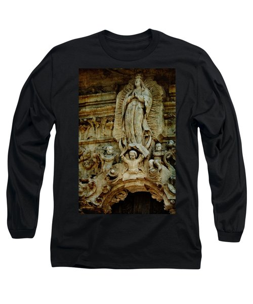 Queen Of The Missions Long Sleeve T-Shirt