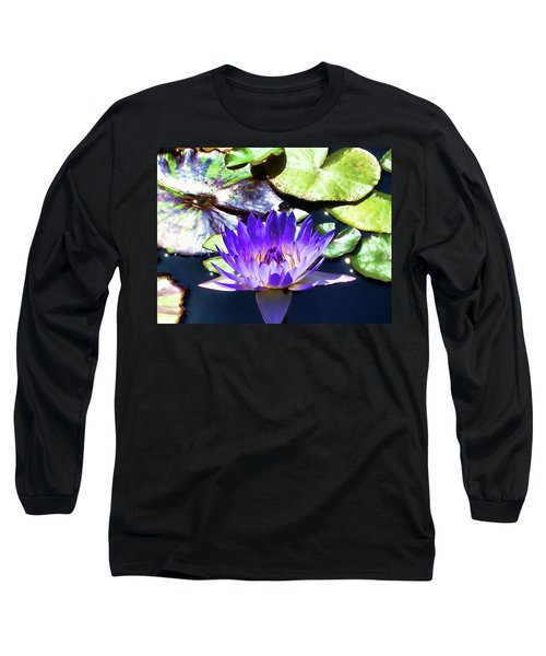 Queen On The Lake Long Sleeve T-Shirt
