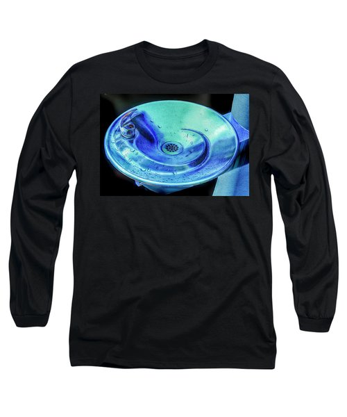 Quenched Long Sleeve T-Shirt by Paul Wear