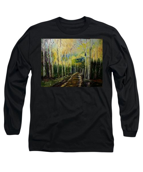 Quiet Place Long Sleeve T-Shirt