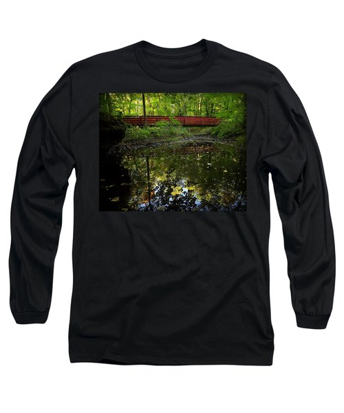 Quiet Reflections Long Sleeve T-Shirt