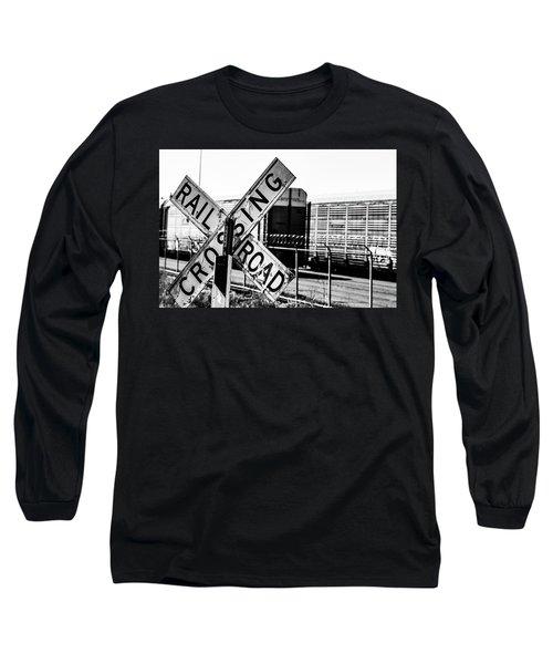 R/R Long Sleeve T-Shirt