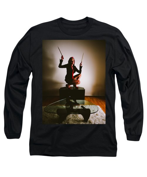 Rabbit Ears Long Sleeve T-Shirt