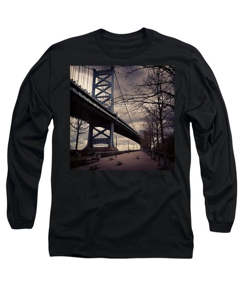 Race Street Pier Long Sleeve T-Shirt
