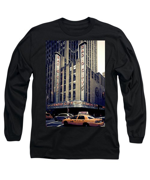 Radio City Long Sleeve T-Shirt