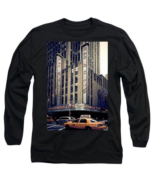 Radio City Long Sleeve T-Shirt
