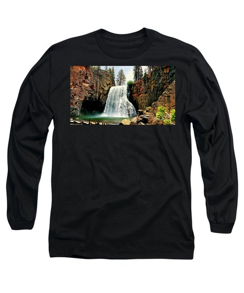 Rainbow Falls 8 Long Sleeve T-Shirt