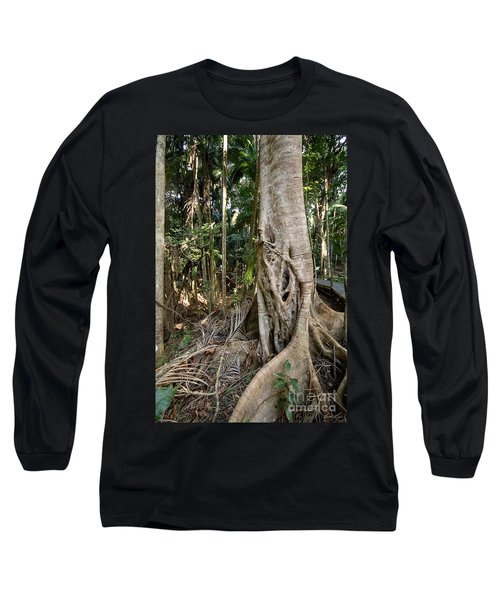 Rainforest Majesty Long Sleeve T-Shirt
