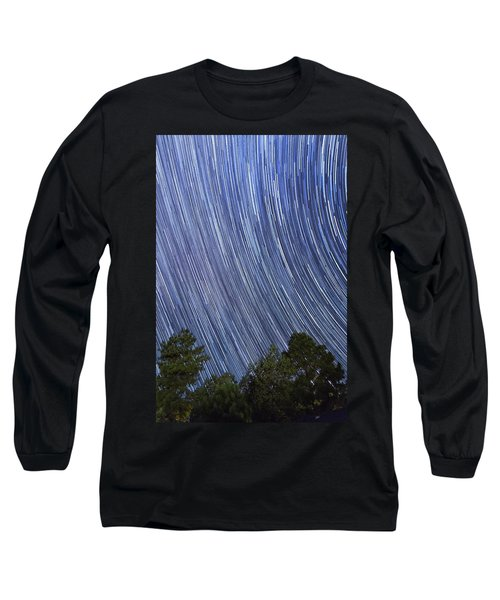 Raining Stars In Ruidoso Long Sleeve T-Shirt