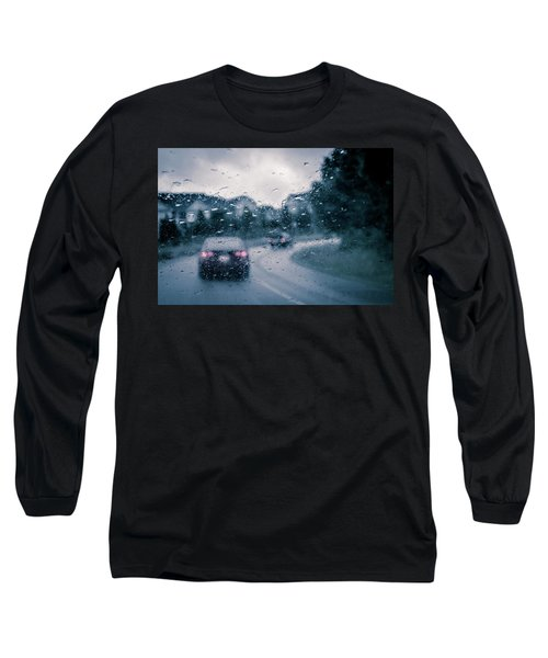 Rainy Day In June Long Sleeve T-Shirt