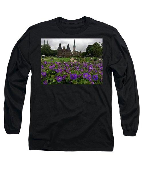 Rainy Luebeck Is Beautiful Long Sleeve T-Shirt