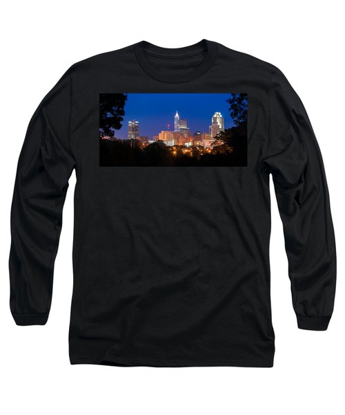 Raleigh Skyline Long Sleeve T-Shirt