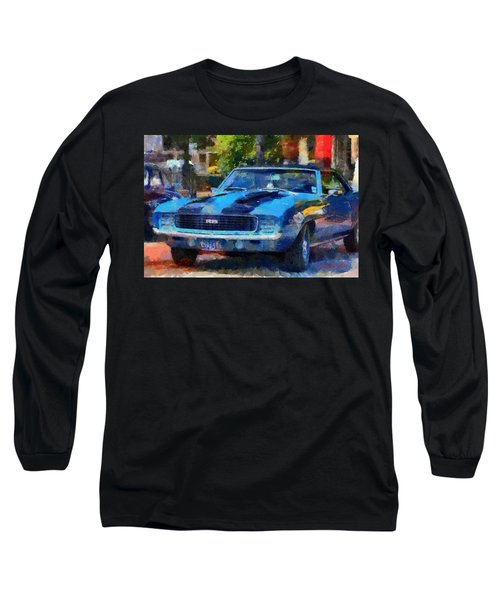 Rally Sport Long Sleeve T-Shirt