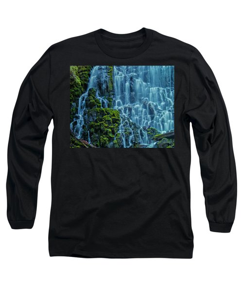 Ramona Falls  Long Sleeve T-Shirt