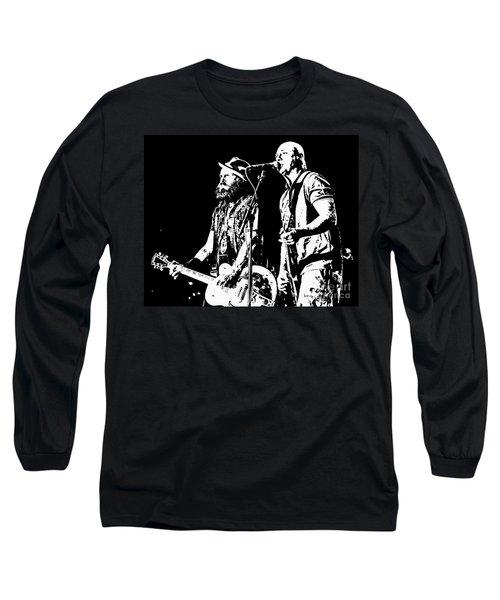 Rancid - Lars And Tim Long Sleeve T-Shirt