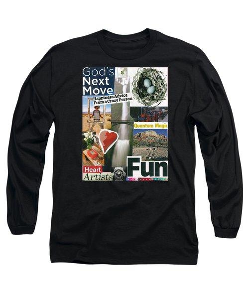 Random Selection Long Sleeve T-Shirt