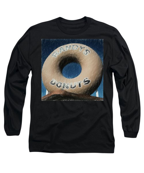 Randy's Donuts - 1 Long Sleeve T-Shirt