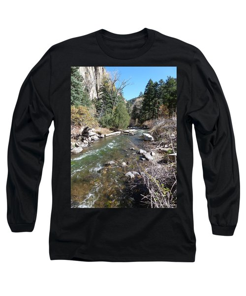 Rapid Stream Long Sleeve T-Shirt
