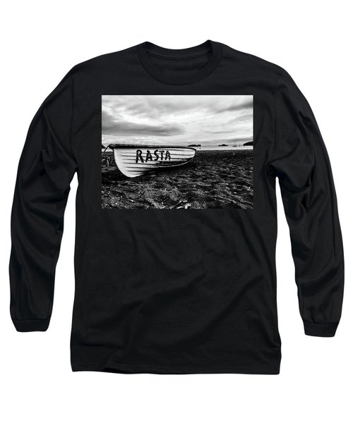 Rasta Noire  Long Sleeve T-Shirt