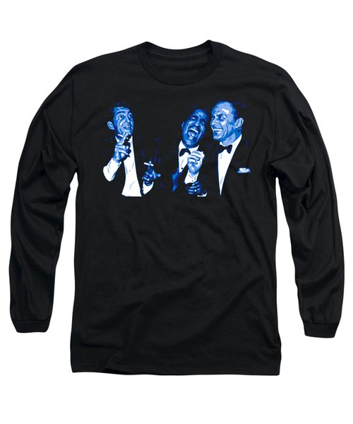 Rat Pack At Carnegie Hall Long Sleeve T-Shirt
