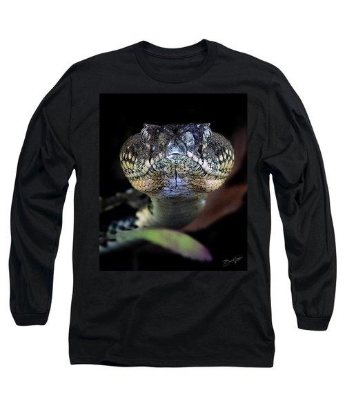 Rattler Eye To Eye Long Sleeve T-Shirt