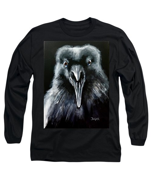 Raven Squawk Long Sleeve T-Shirt