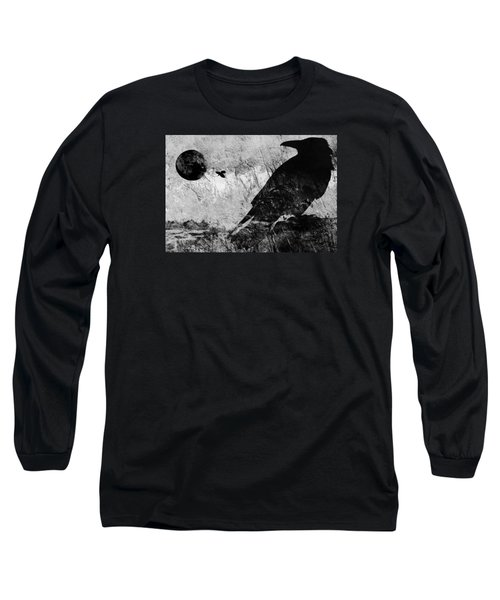 Raven Study 5 Long Sleeve T-Shirt