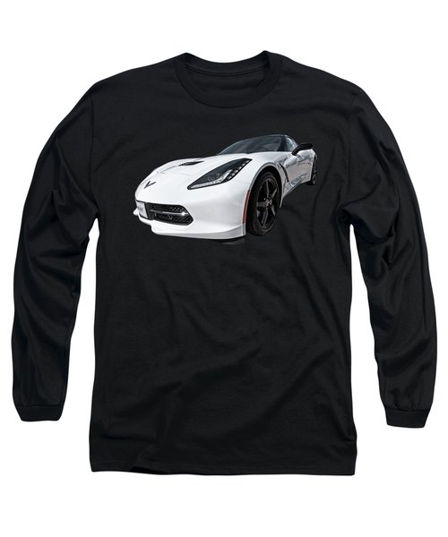 Ray Of Light - Corvette Stingray Long Sleeve T-Shirt