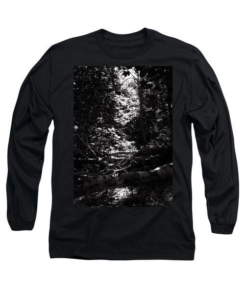 Ray Of Light Long Sleeve T-Shirt by Keith Elliott