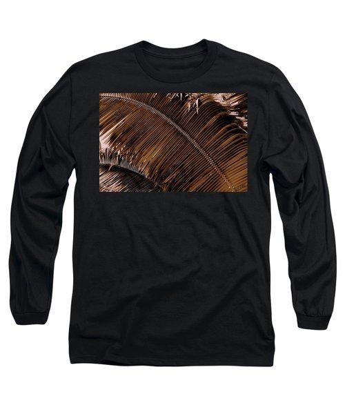 Razor Back Long Sleeve T-Shirt