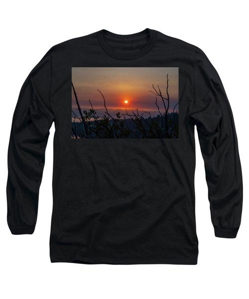 Reaching For The Sun Long Sleeve T-Shirt