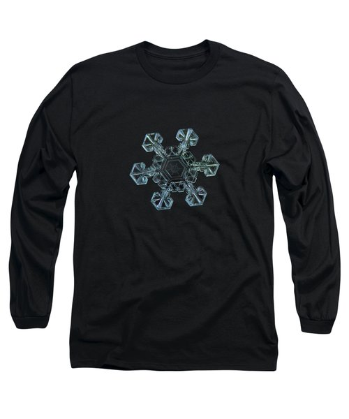 Real Snowflake - Ice Crown New Long Sleeve T-Shirt
