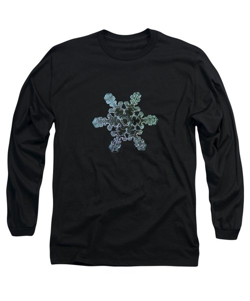 Real Snowflake - Slight Asymmetry New Long Sleeve T-Shirt