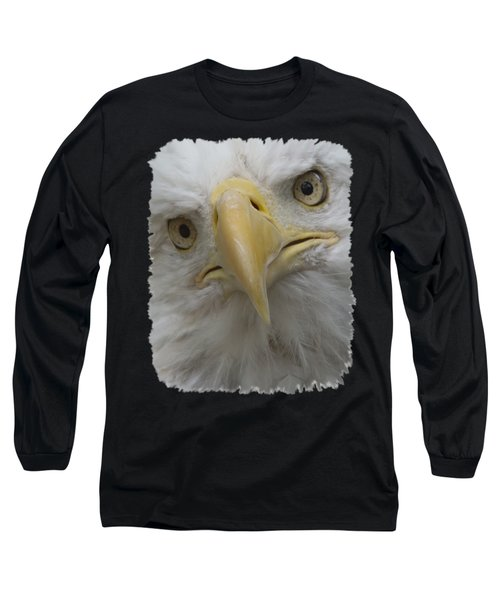 Long Sleeve T-Shirt featuring the photograph Really by Ernie Echols