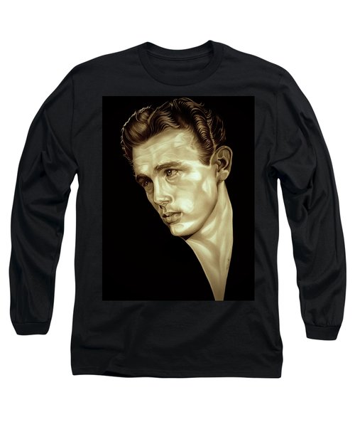 Rebel Long Sleeve T-Shirt by Fred Larucci