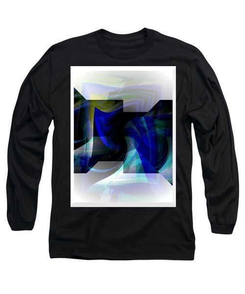 Transparency 2 Long Sleeve T-Shirt by Thibault Toussaint