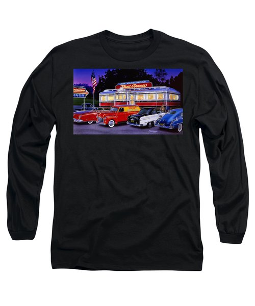 Red Arrow Diner Long Sleeve T-Shirt