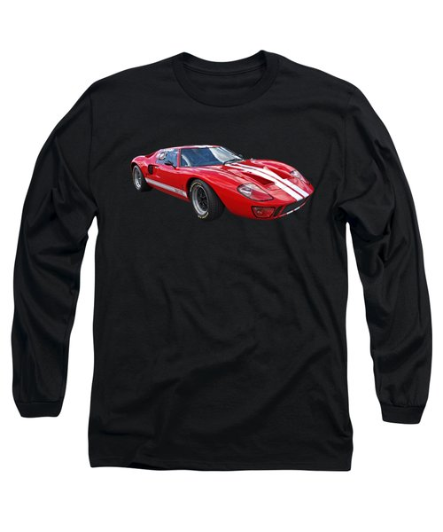 Red Carpet Ford Long Sleeve T-Shirt